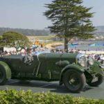 1931 Bentley 8 Litre Vanden Plas Tourner