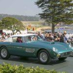 1957 Ferrari 410 Superamerica Pinin Farina Coupe