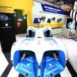 רובורייס, מכונית מרוץ אוטונומית