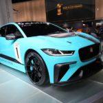 יגואר i-Pace E טרופי, מכונית מרוצים חשמלית החל מסוף 2018