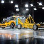 New Volvo XC40 Crash Test