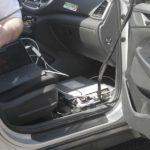 ציוד במכונית של אינוויז