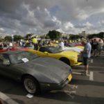 מעל ל-80 מכוניות קורבט מכל הדורות נכחו באירוע השנתי של מועדון קורבט בישראל