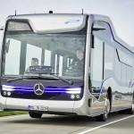 אוטובוס העתיד של מרצדס בנץ עם מערכת CityPilot (דיימלר)