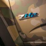"""ZH2 כלי רכב ניסיוני לצבא ארה""""ב"""
