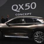 אינפיניטי QX50 קונספט