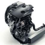 מנוע ה-2.0 ל' טורבו החדש עם יחס דחיסה משתנה (אינפיניטי)
