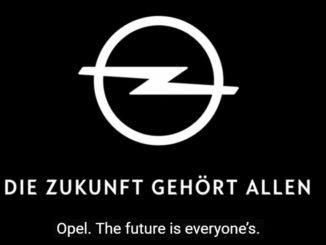 הלוגו החדש של אופל בשחור-לבן (אופל)