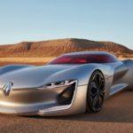 רנו Trezor קונספט, מכונית GT חשמלית