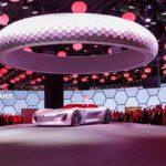 רנו Trezor קונספט, מכונית GT חשמלית בתערוכת פאריס