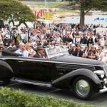 זוכת קלאסיות אירופיות מוקדמות: לנצ'יה אסטורה פינינ פארינה קבריולה 1936