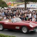 זוכת פרארי גרנד טורינג: פרארי GT 250 סקאלייטי ספיידר קליפורניה פרוטוטייפ 1957