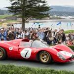 זוכת תחרות פרארי: פרארי 330 P4 דרוגו ספיידר 1966