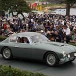 תחרות פיאט קסטום קואצ'ורק: פיאט 8V זאגאטו ברלינטה 1955