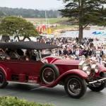 זוכת רולס-רויס סילבר גוסט: רולס-רויס סילבר גוסט Brunn and Company Phaeton שנת 1921
