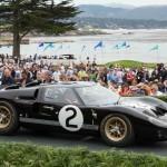 זוכת פורד GT40 חמישים שנה לניצחון בלה מאן: פורד GT40 P/1046 Mk II שנת 1966