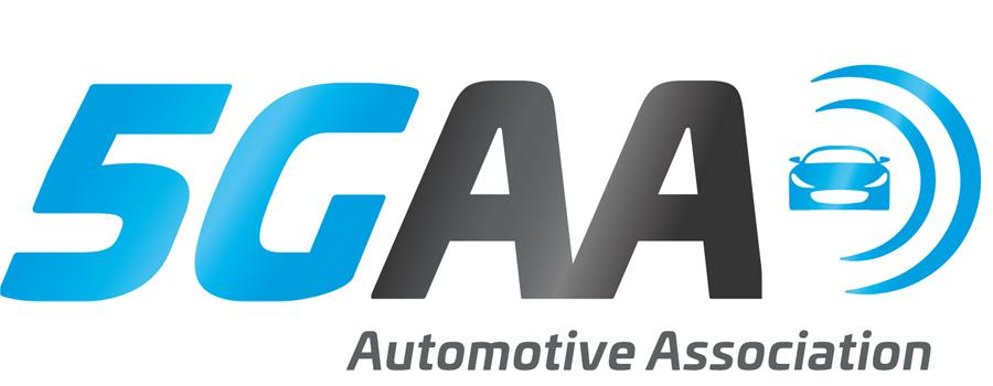 """לוגו התאחדות ה-5G לשימושים אוטומוטיביים (יח""""צ)"""