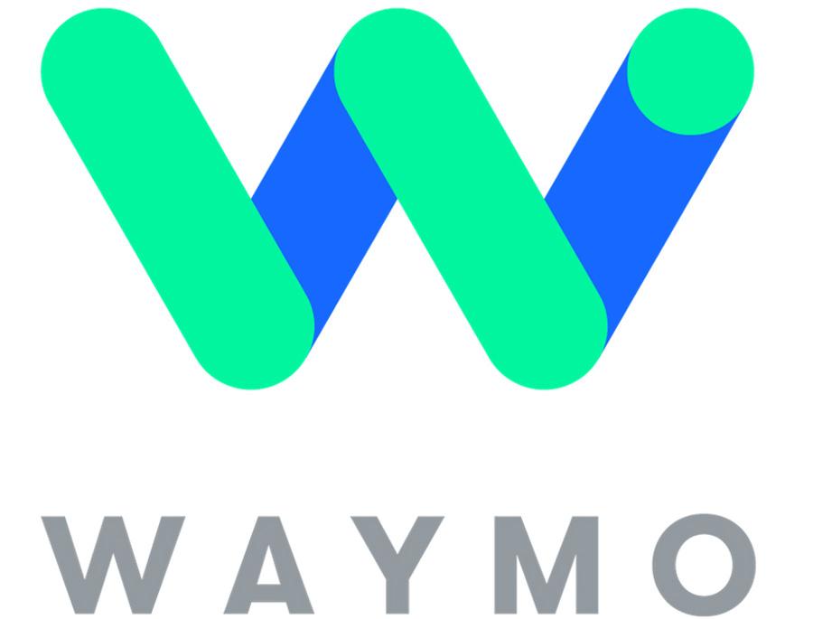 הלוגו של Waymo (Waymo)
