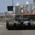 אחת ממכוניות מרצדס במרוץ ראשון מזה מאז ספרד 2016 שאף אחת מהן לא סיימה על הפודיום