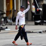 מקס וורסטפאן עמד בלחצים כבדים בשבועיים האחרונים ולא סיים את המרוץ בגלל תקלה טכנית