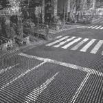 נתונים גולמיים של סריקת כביש (Dynamic Map Planning)