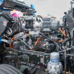 מערכת הנעת תאי דלק חשמליים במשאית טויוטה פורטל