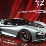 מכונית ספורט סינית הייברידית